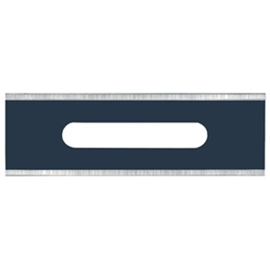 Picture of 61-0023  .017'' Personna Slotted Double Edge Square Corners Carpet Blade