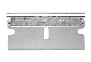 Picture of 62-0165  GEM Extra Sharp Coated Single Edge Blade